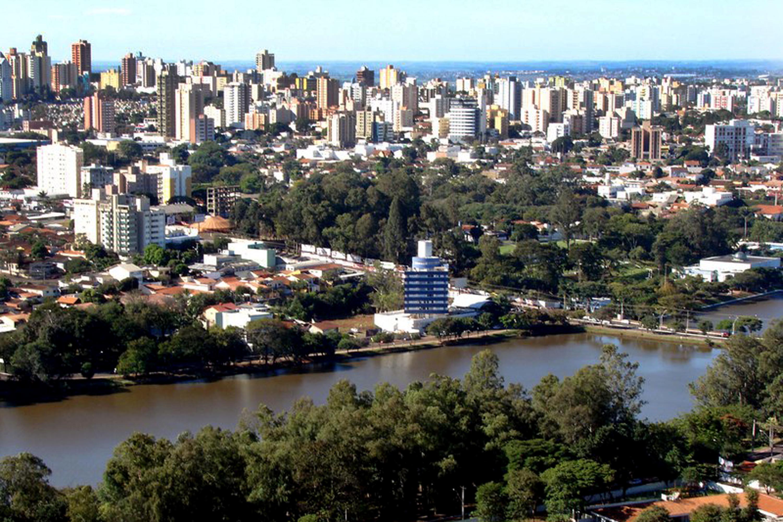 Vista de Londrina, Paraná.Foto: Divulgação Prefeitura de Londrina.