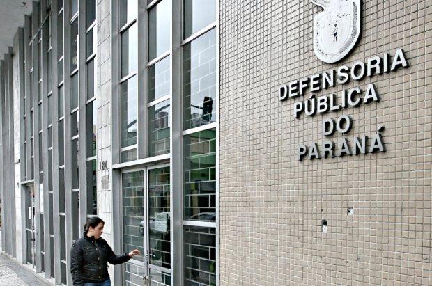 Defensoria publica do parana Foto Divulgacao
