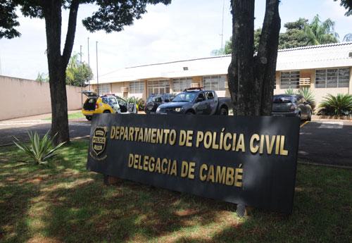 Delegacia de Cambe Foto Folha de Londrina