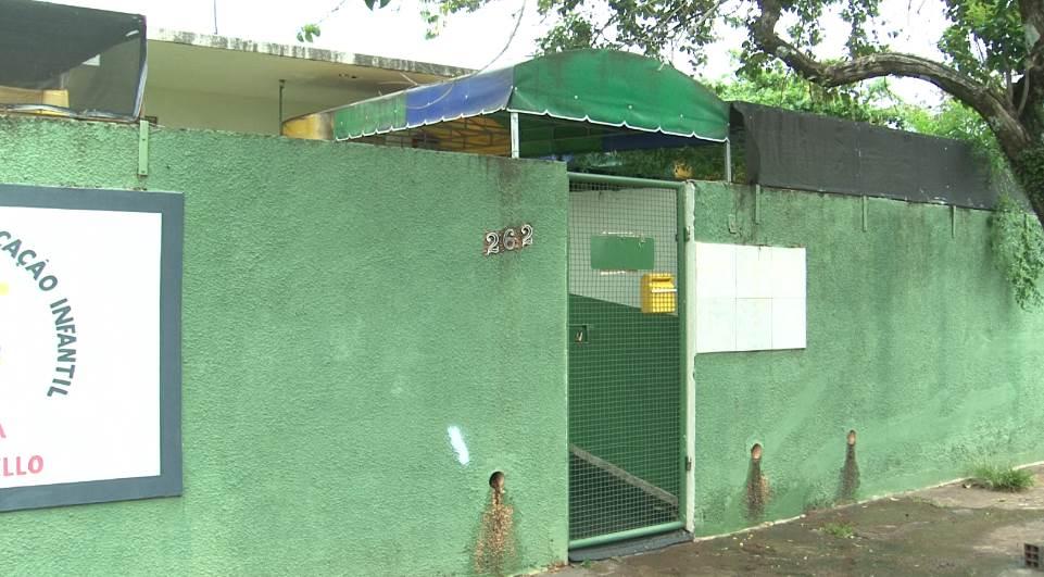 Centro Municipal de Educação Infantil (CMEI) Iracema Barros de Melo
