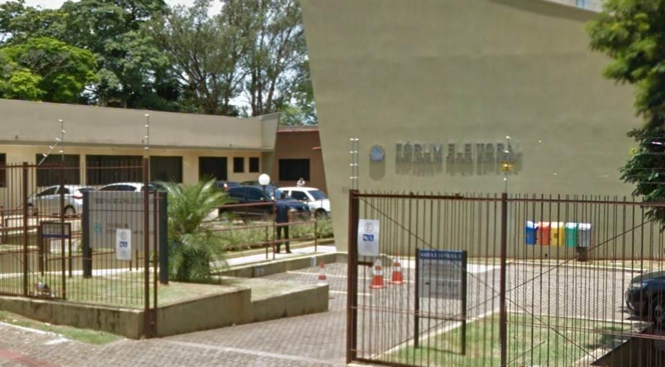 Forum eleitoral de Londrina