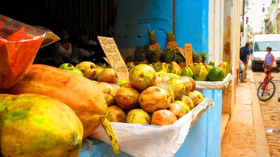 Frutas - Foto Pixabay