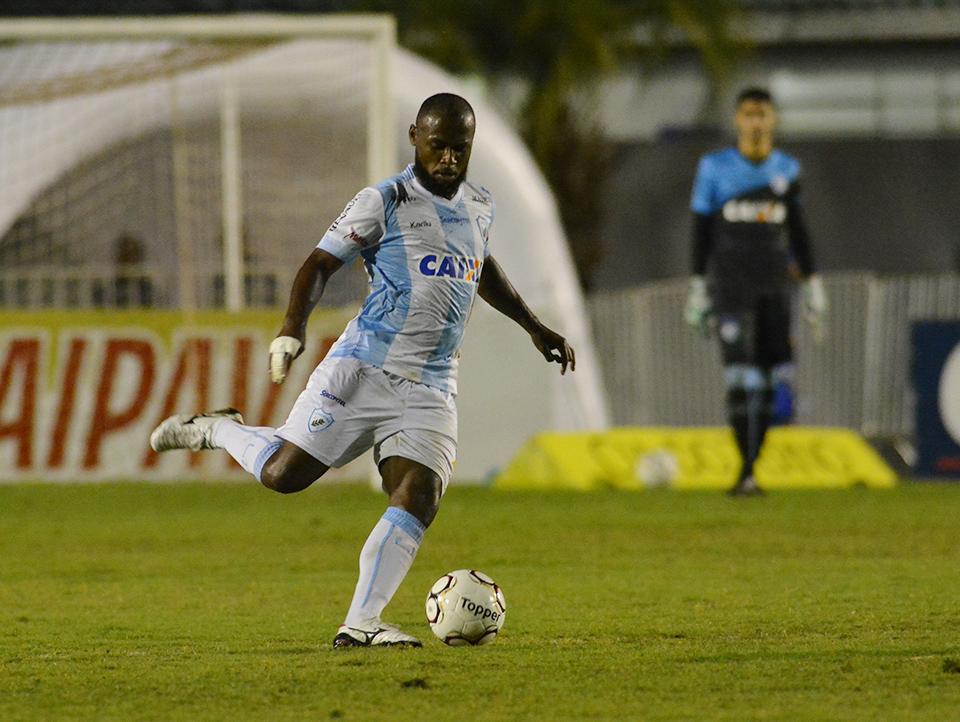 Jumar - Foto Gustavo Oliveira Londrina Esporte Clube