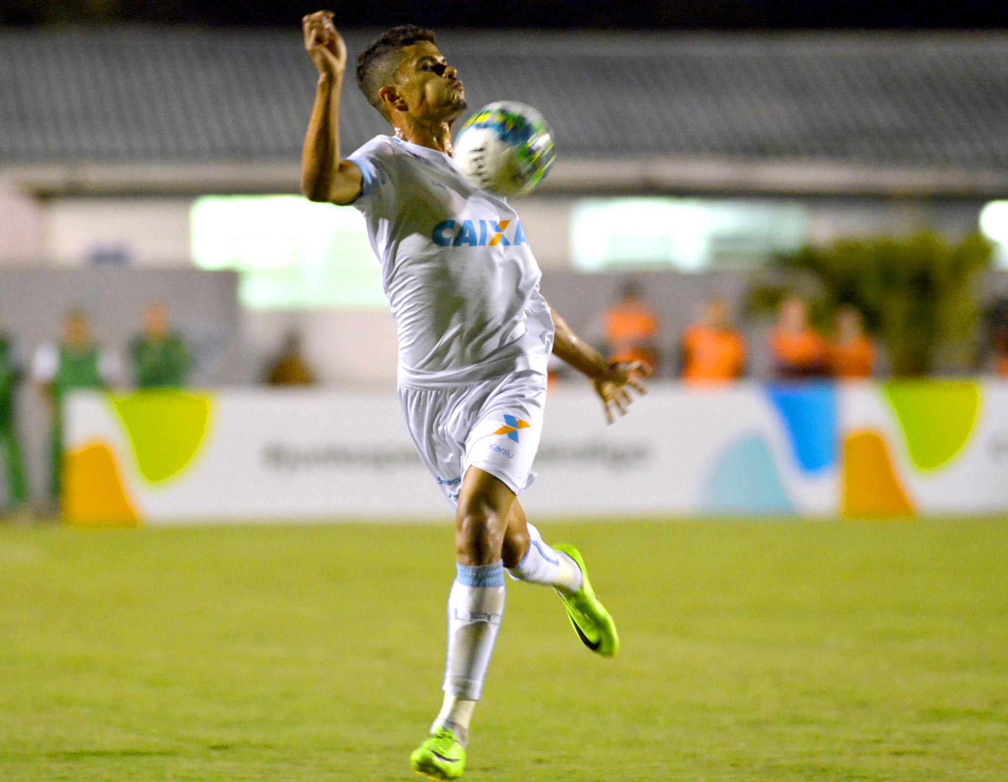 Londrina Lucas Ramon Foto Gustavo Oliveira Londrina Esporte Clube