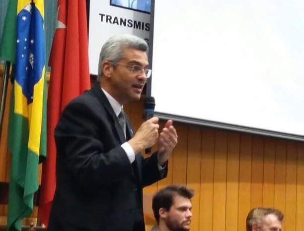 Marco Antono Santi - Foto Divulgação