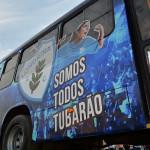 Ônibus do Londrina - Foto Gustavo Oliveira