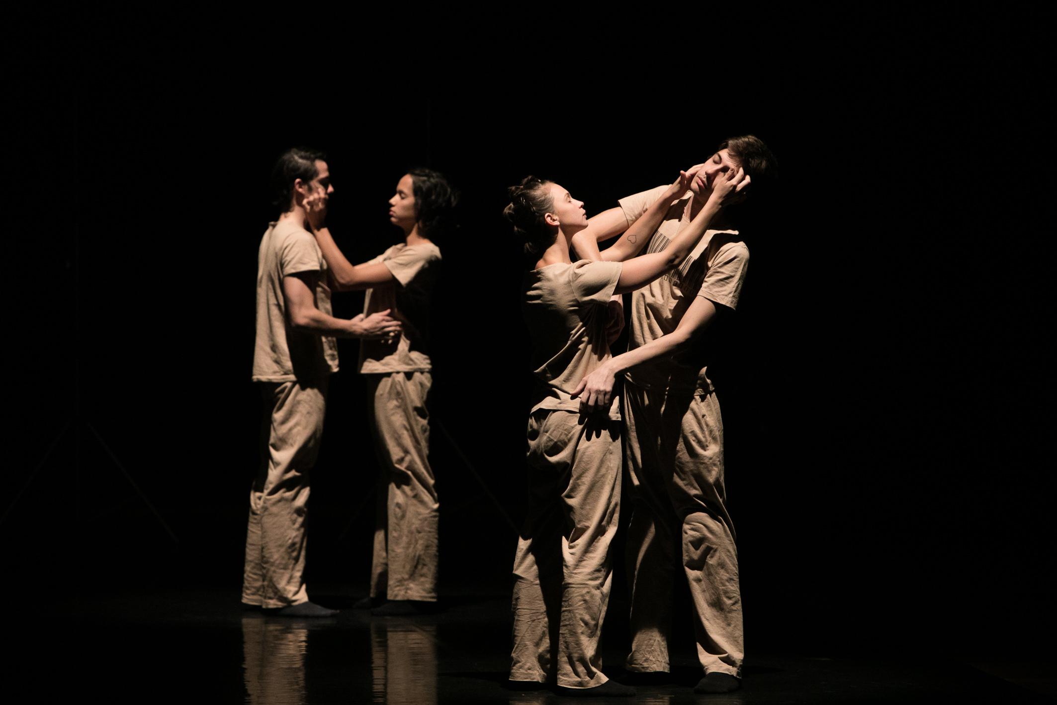 Oração pelo fim do mundo - Ballet de Londrina - Foto: Fábio Alcover