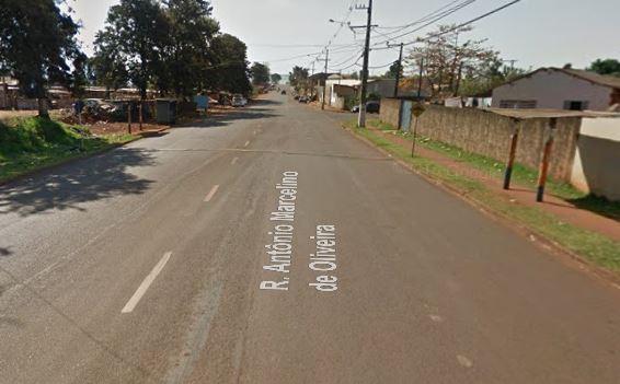 Rua acidente sao jorge Foto Google Maps Reproducao