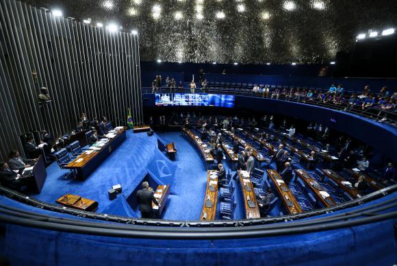 Senado Foto Marcelo Camargo Agencia Brasil