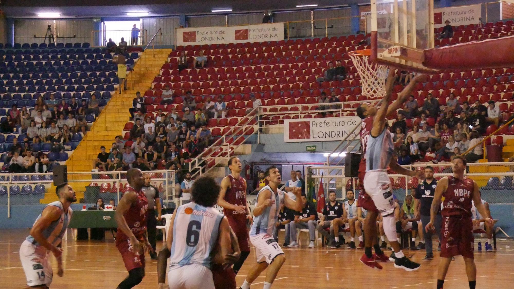 Londrina Basquete Foto Divulgação/Londrina Unicesumar FEL