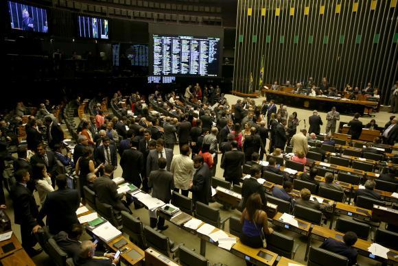 Pauta do plenário da Câmara está trancada por 10 MPsWilson Dias/Arquivo/Agência Brasil
