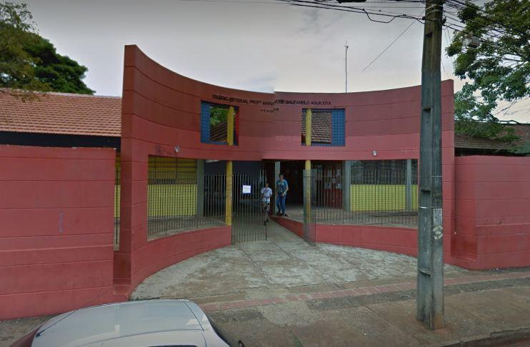 Colégio Estadual Professora Maria José Balzanelo Aguilera Foto Reproducao Google Maps