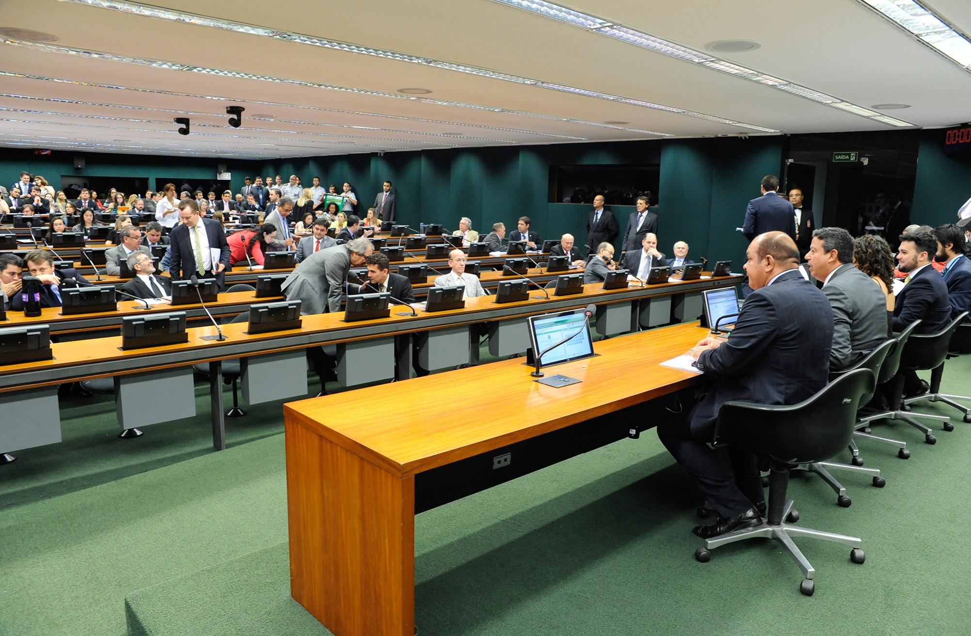 Comissao de Justica do Senado Foto Gabriela Korossy Câmara dos Deputados