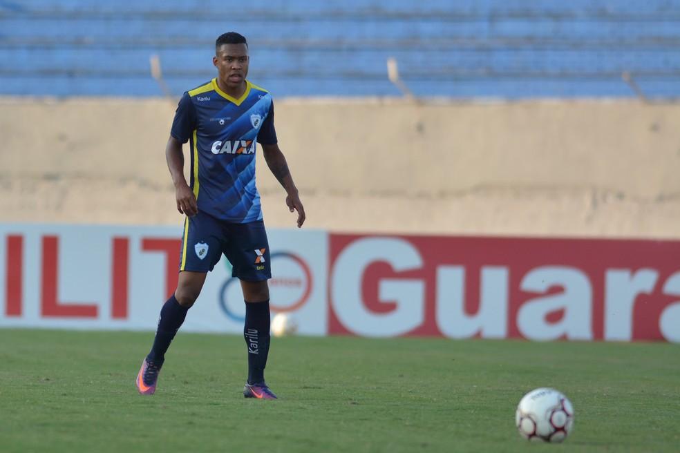 Quaresma Foto Gustavo Oliveira Londrina Esporte Clube