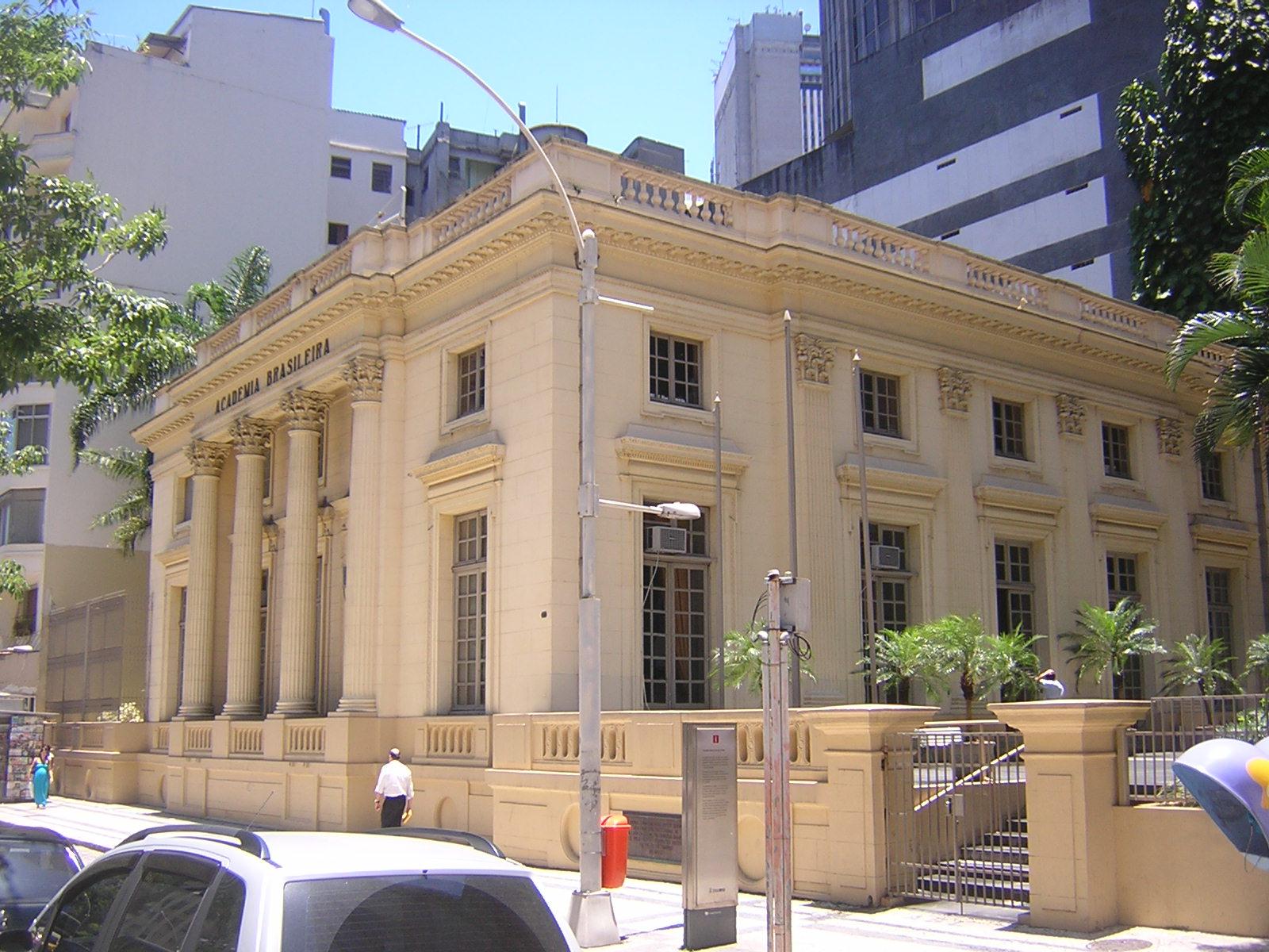 Academia Brasileira de Letras Foto Divulgacao