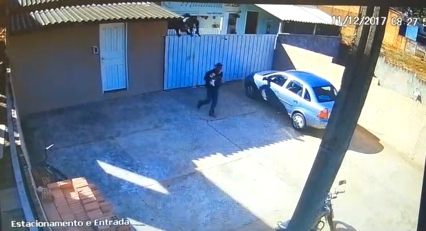 Assaltantes levam R$ 2 mil de casa de repouso de idosos em Rolândia - Foto: Divulgação