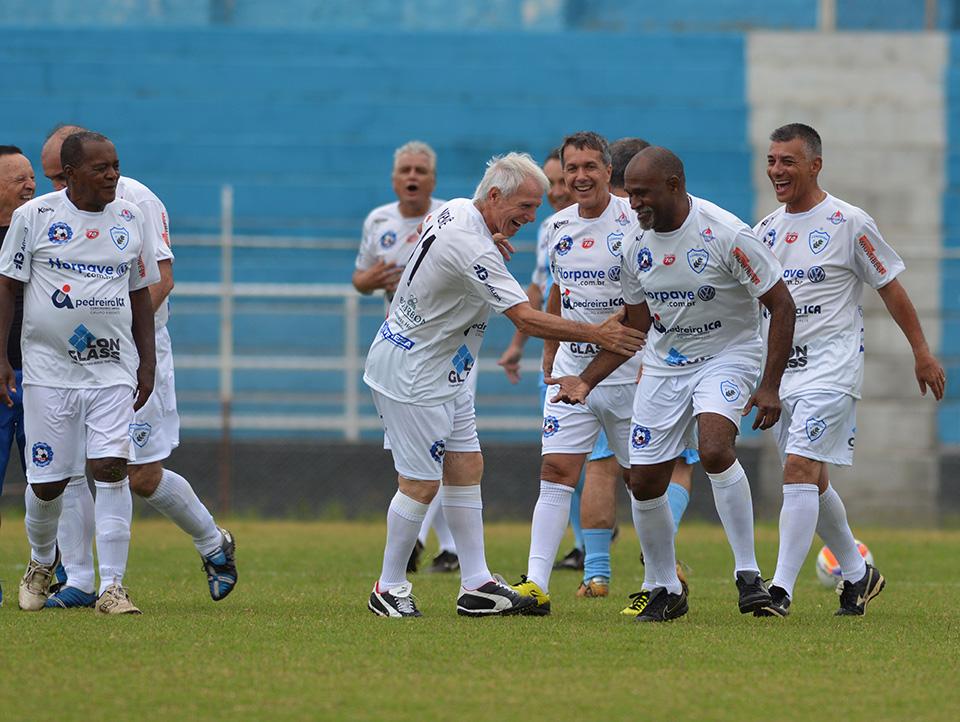 Encontro ex jogadores do Londrina Foto Gustavo Oliveira Londrina Esporte Clube