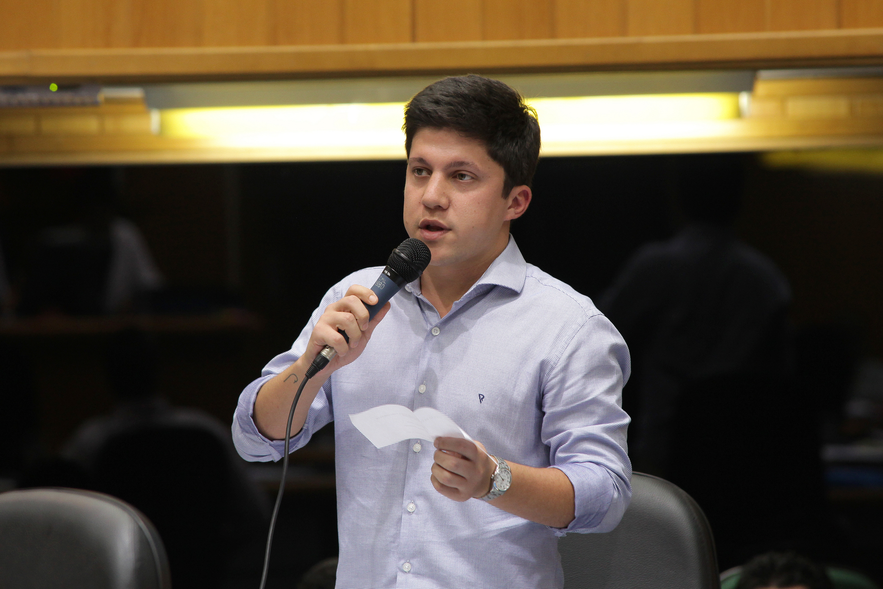 Vereador Guilherme Belinati
