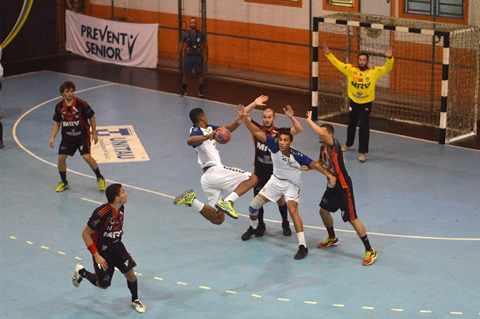 Handebol Londrina x Pinheiros - Liga Nacional 2017 - Foto: Rogério Antunes/CBHb