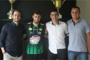 Paulinho Moccelin - Foto Divulgação Maringá FC