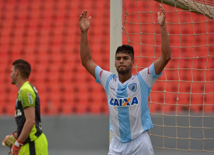 Romulo Foto Gustavo Oliveira Londrina Esporte Clube