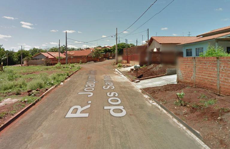 Rua Joaquim Correa dos Santos Ibipora Foto Reproducao Google Maps