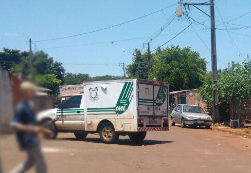 Corpo é encontrado em mata na zona leste de Londrina - Foto: WhatsApp Paiquerê