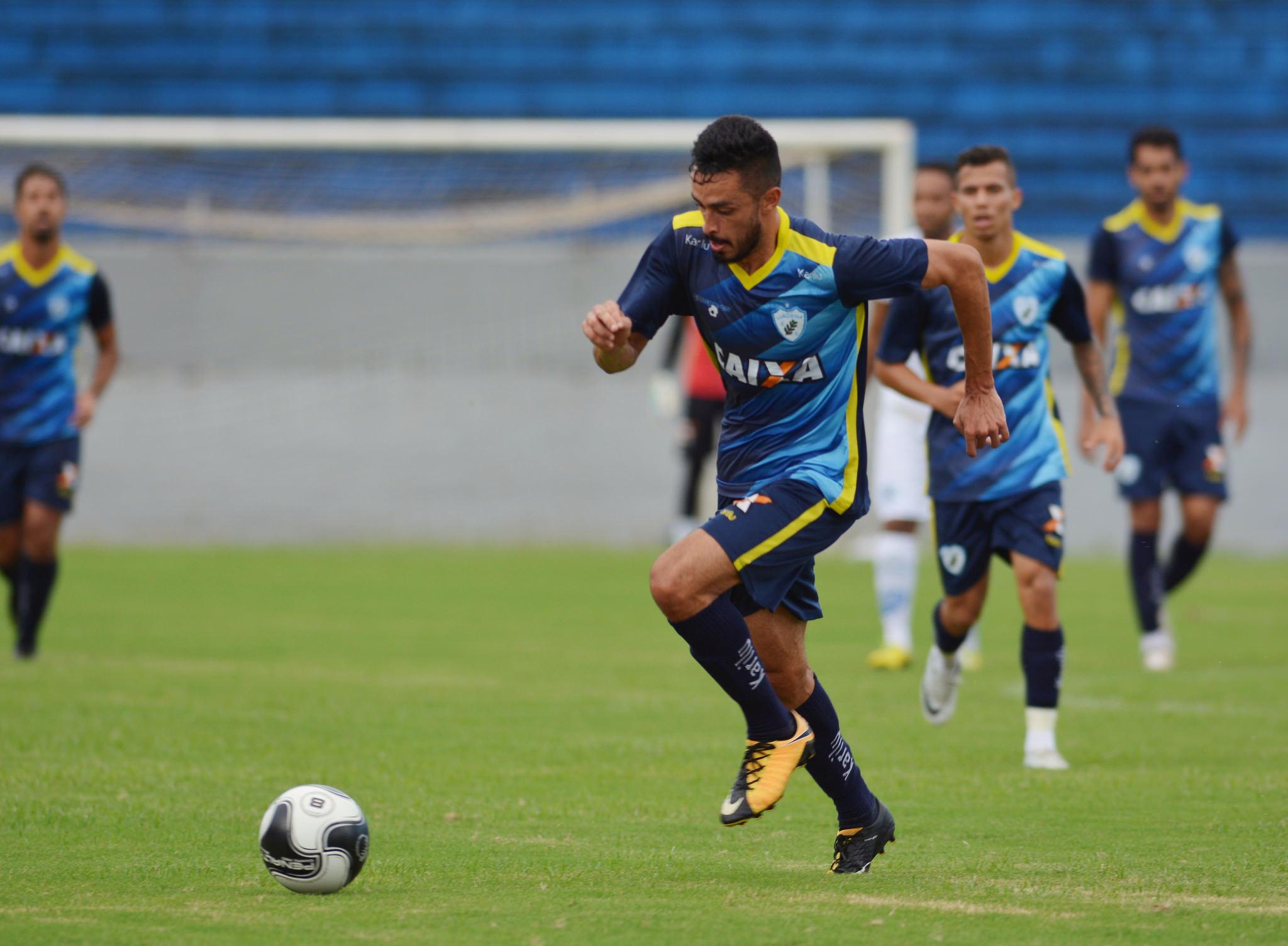 Anderson Foto Gustavo Oliveira Londrina Esporte Clube