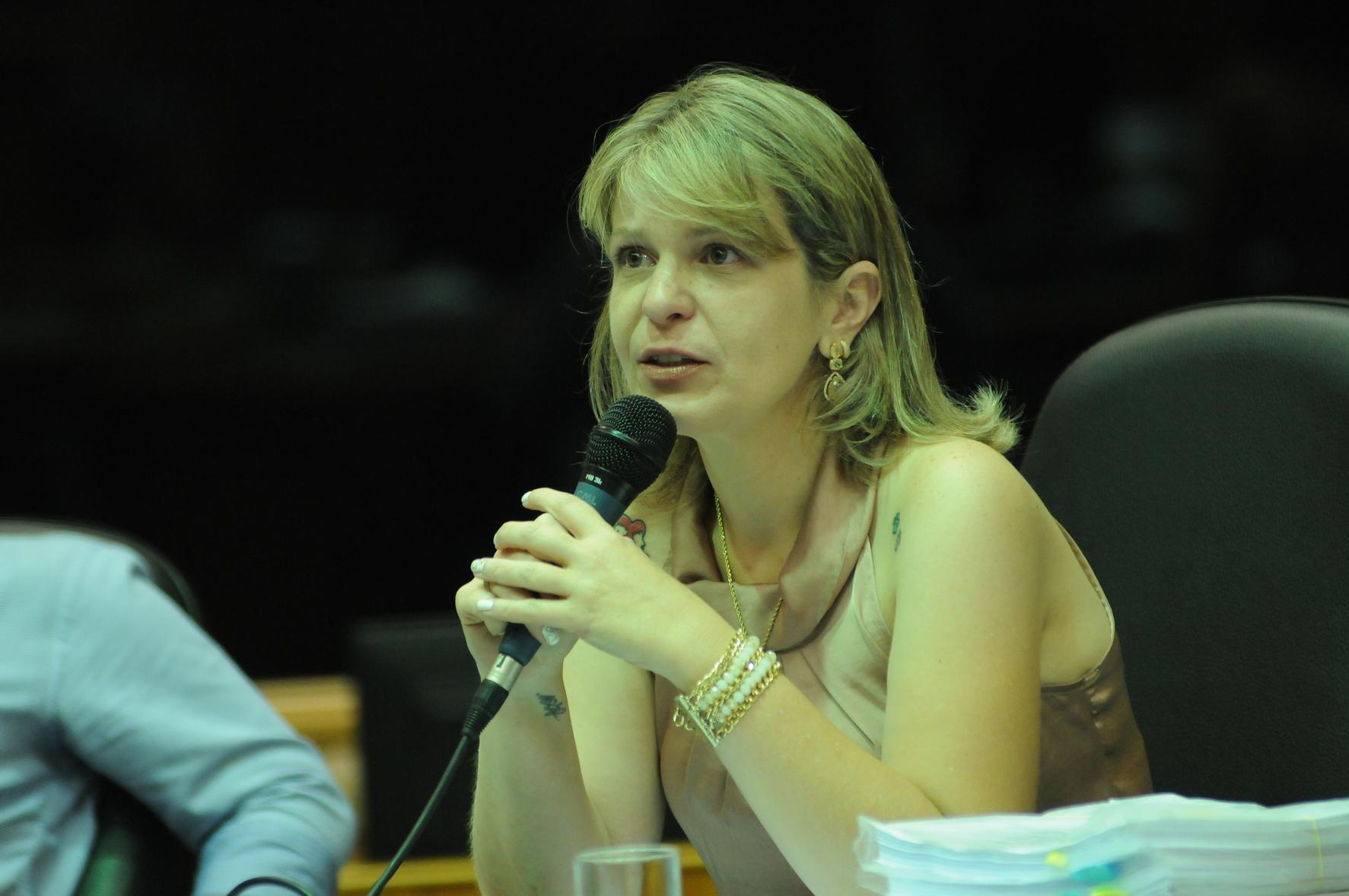 Daniele Ziober. Foto: Devanir Parra/Divulgação