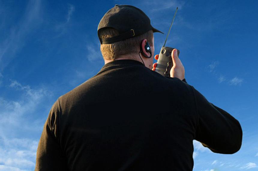 Foto ilustrativa para curso de agente de segurança, vigilante.