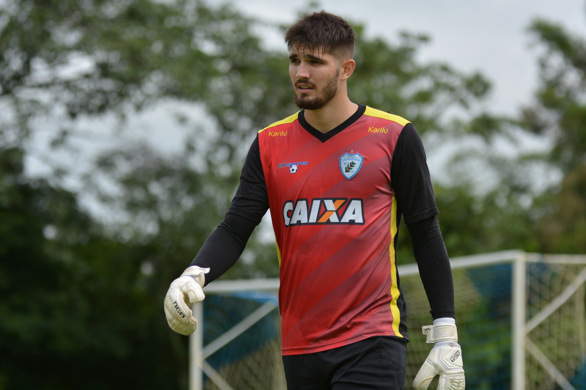 Alan Foto Gustavo Oliveira Londrina Esporte Clube