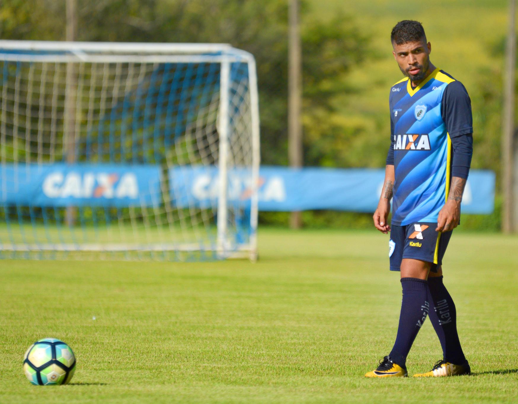 Marcinho Foto Gustavo Oliveira Londrina Esporte Clube