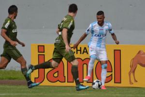 Wesley Foto Gustavo Oliveira Londrina Esporte Clube