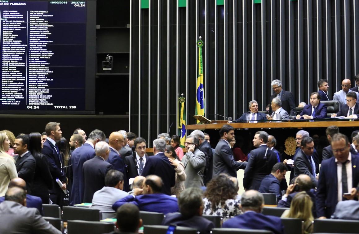 camara-dos-deputados-rio-de-janeiro-intervenção