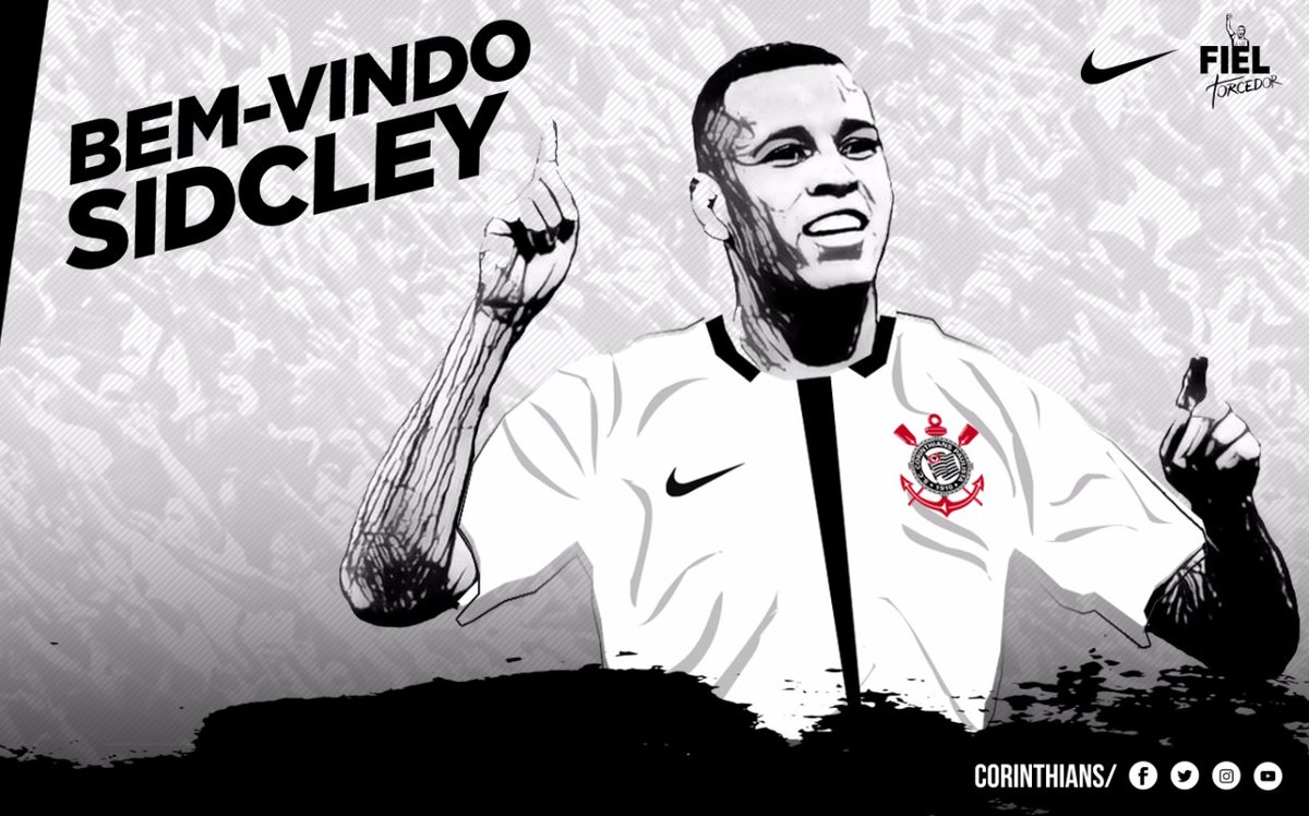 Corinthians Divulgação Sidcley