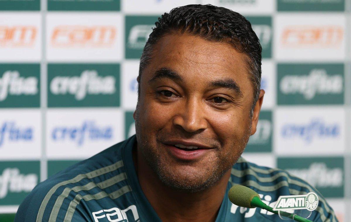 Roger Machado Palmeiras Twitter