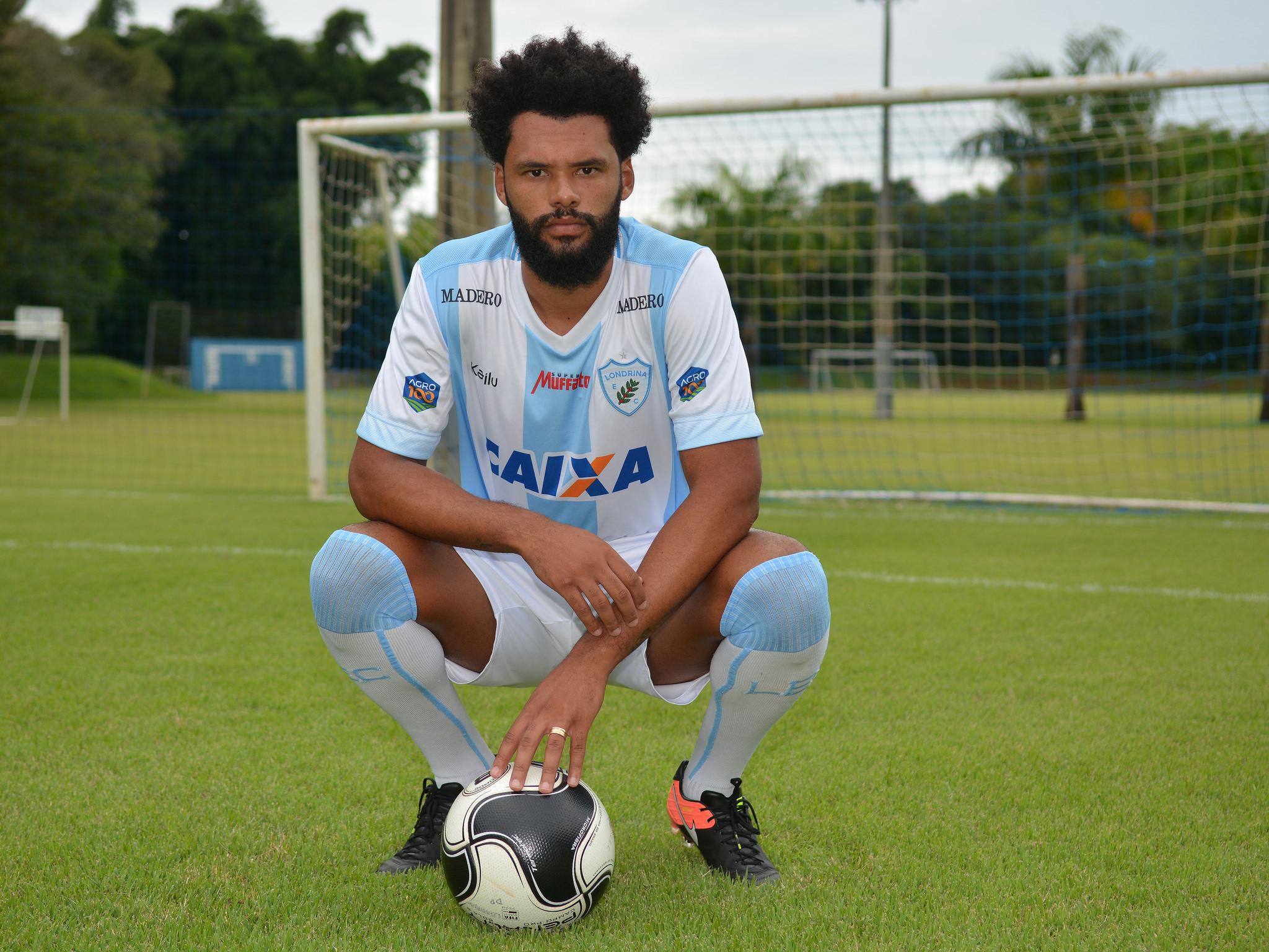 Lucas Costa Foto Gustavo Oliveira Londrina Esporte Clube