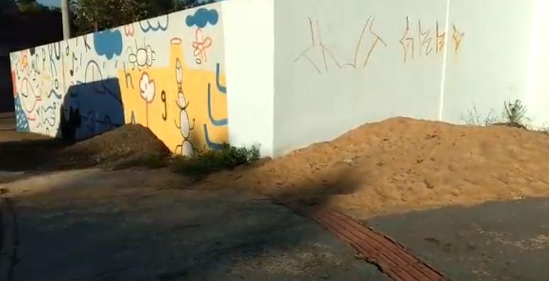 areia e pedra panico Foto Reproducao YouTube