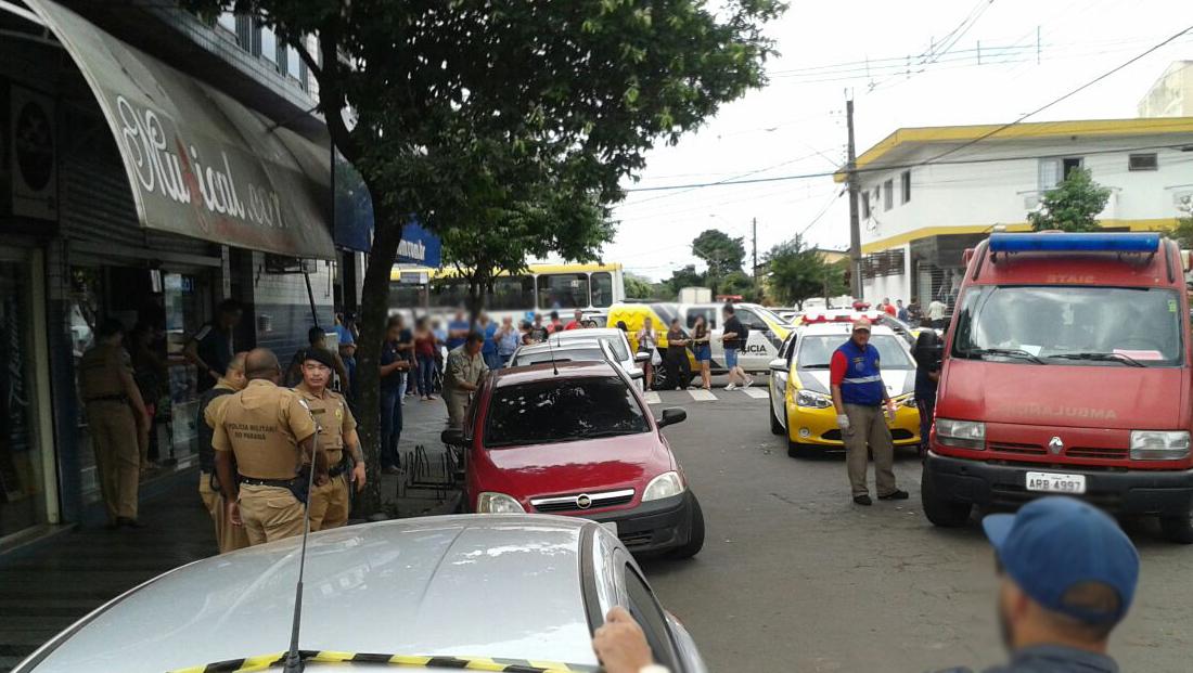Assassinato de Thiago Bolinha - Ibiporã - Foto WhatsApp Paiquerê (2)