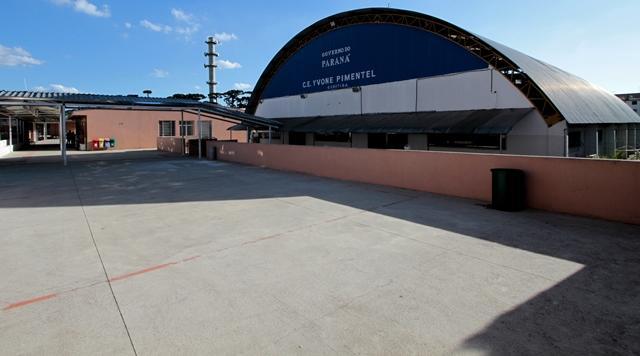 Colégio Estadual Yvone Pimentel