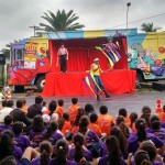 festival de circo de londrina Foto Divulgacao
