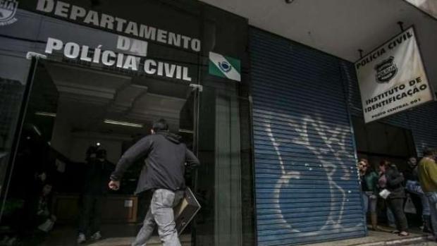 secretaria seguranca publica contas irregulares Foto Divulgacao