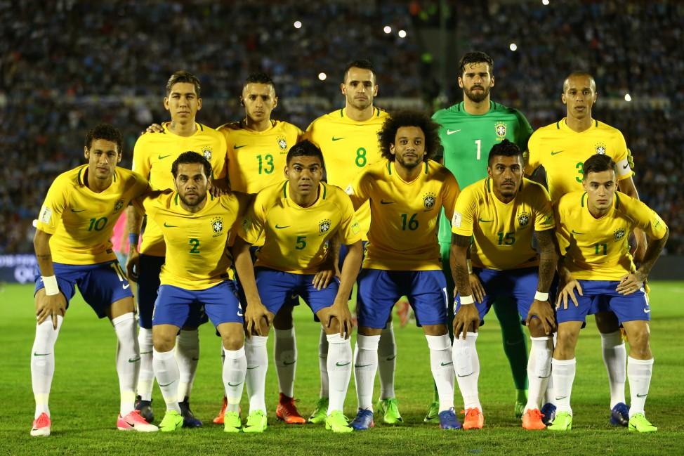 Seleção Brasileira Foto CBF Lucas Figueiredo