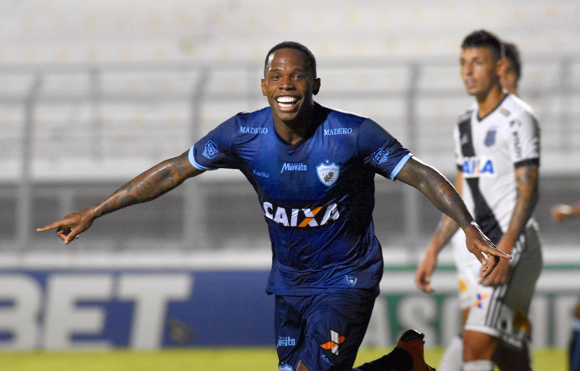 Patrick Vieira Foto Gustavo Oliveira Londrina Esporte Clube