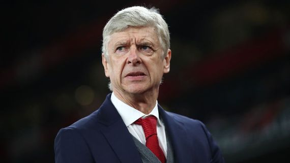 Getty Images Wenger