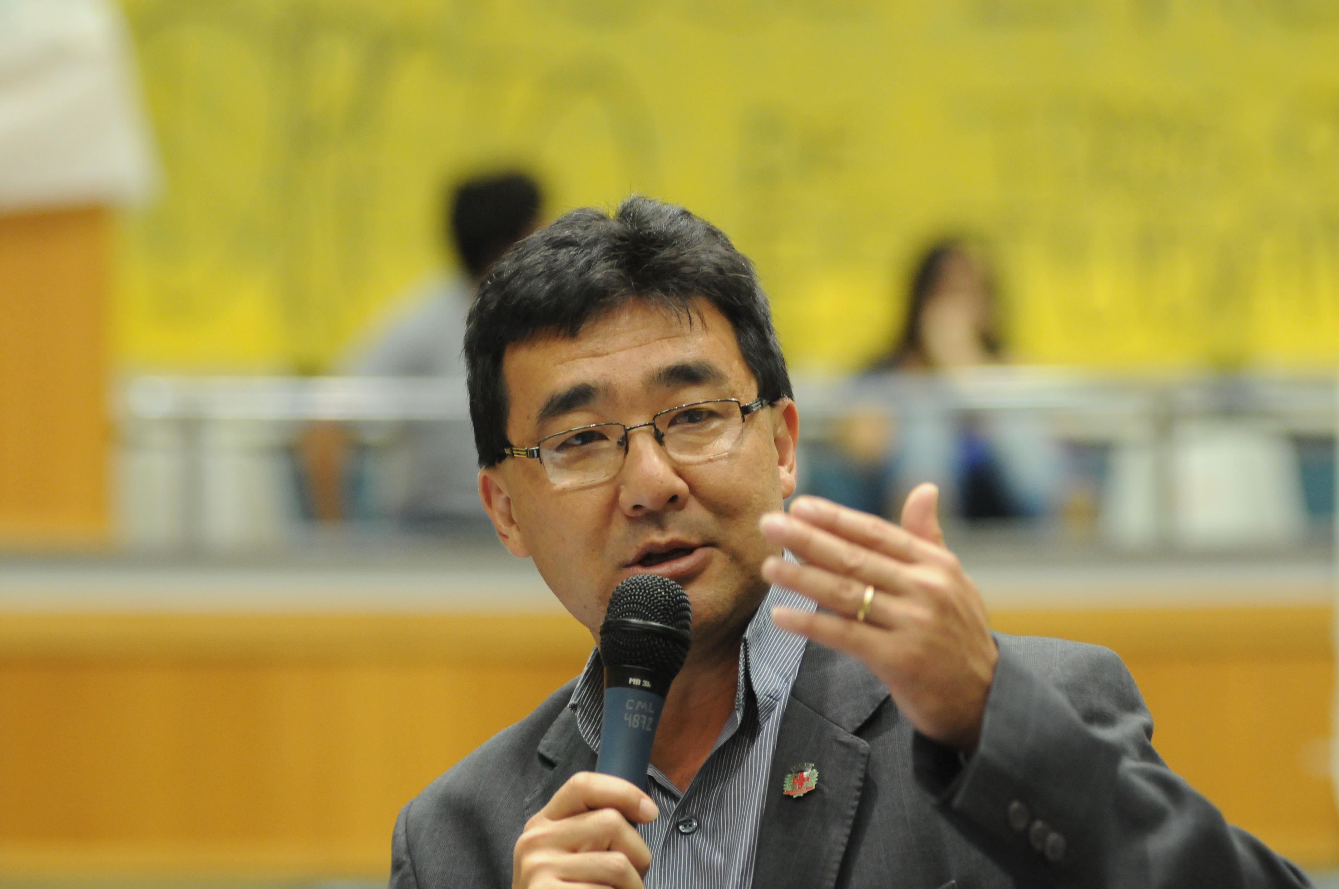Vereador Jairo Tamura