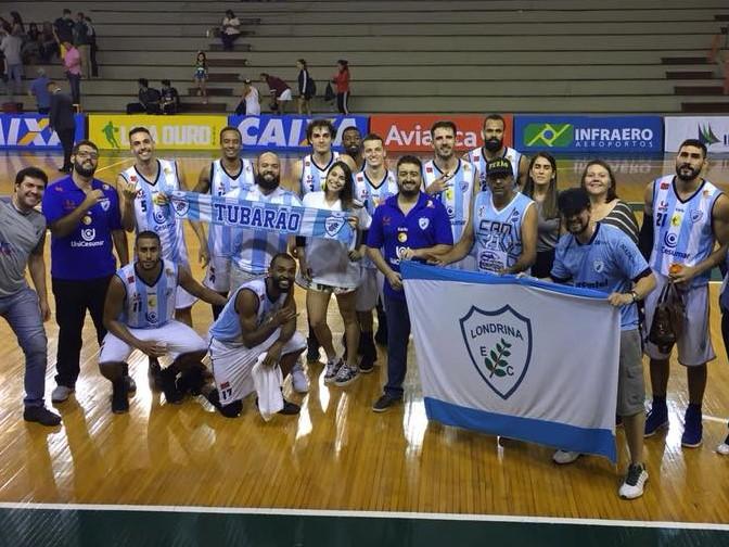 O Londrina Unicesumar Basketball teve Reprodução Facebook