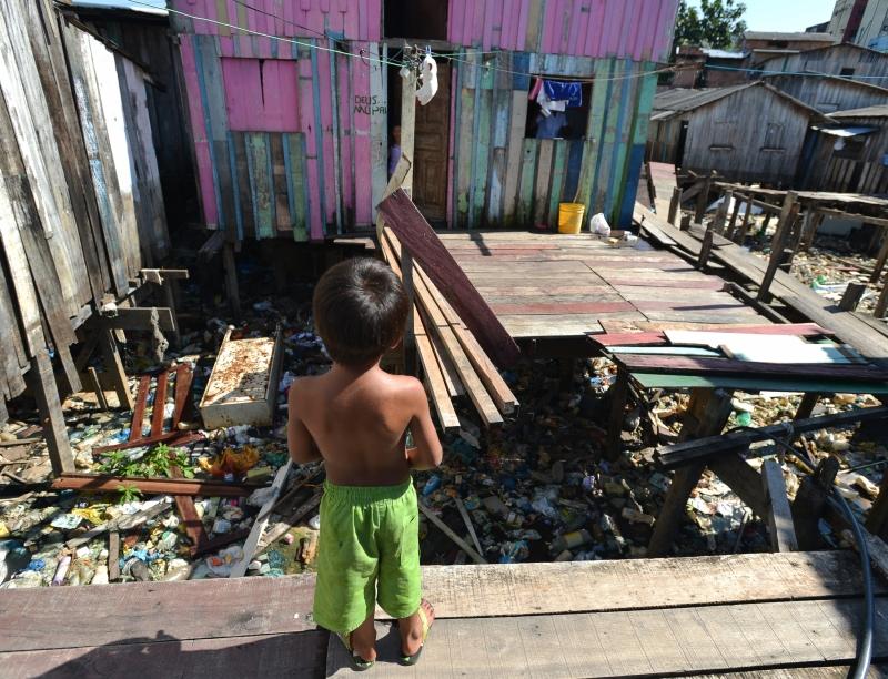 Pobreza Foto: Agência Brasil