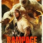Filme Rampage: Destruição Total  Foto: Divulgação