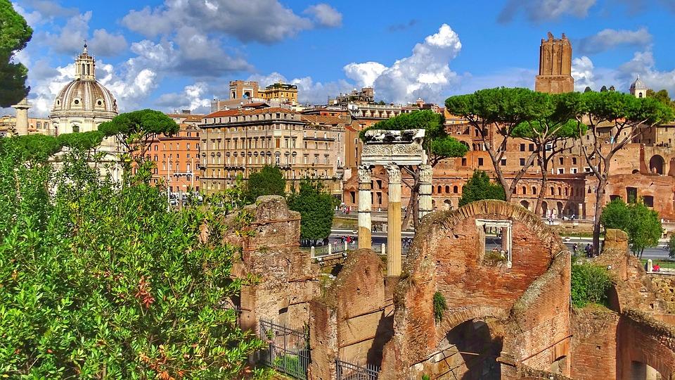 Roma - Foto Pixabay